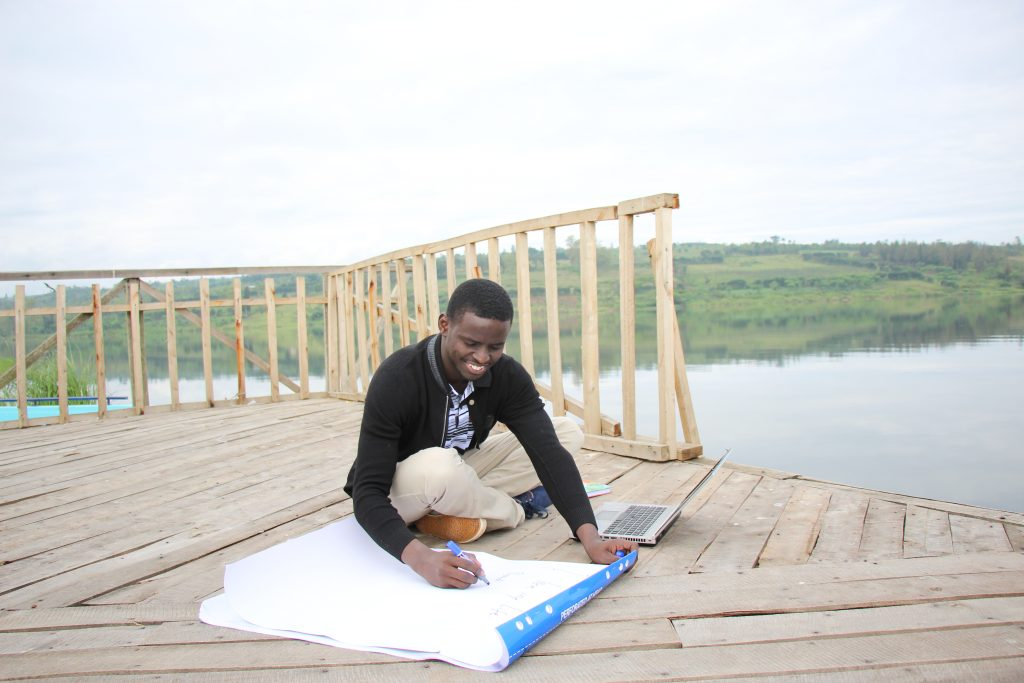 Picture showing Rwanda experience